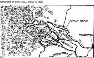 Ongaonga Stations